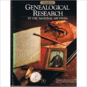 Genealogical research in the federal archives